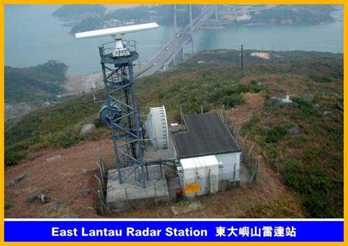 Remote Radar Stations